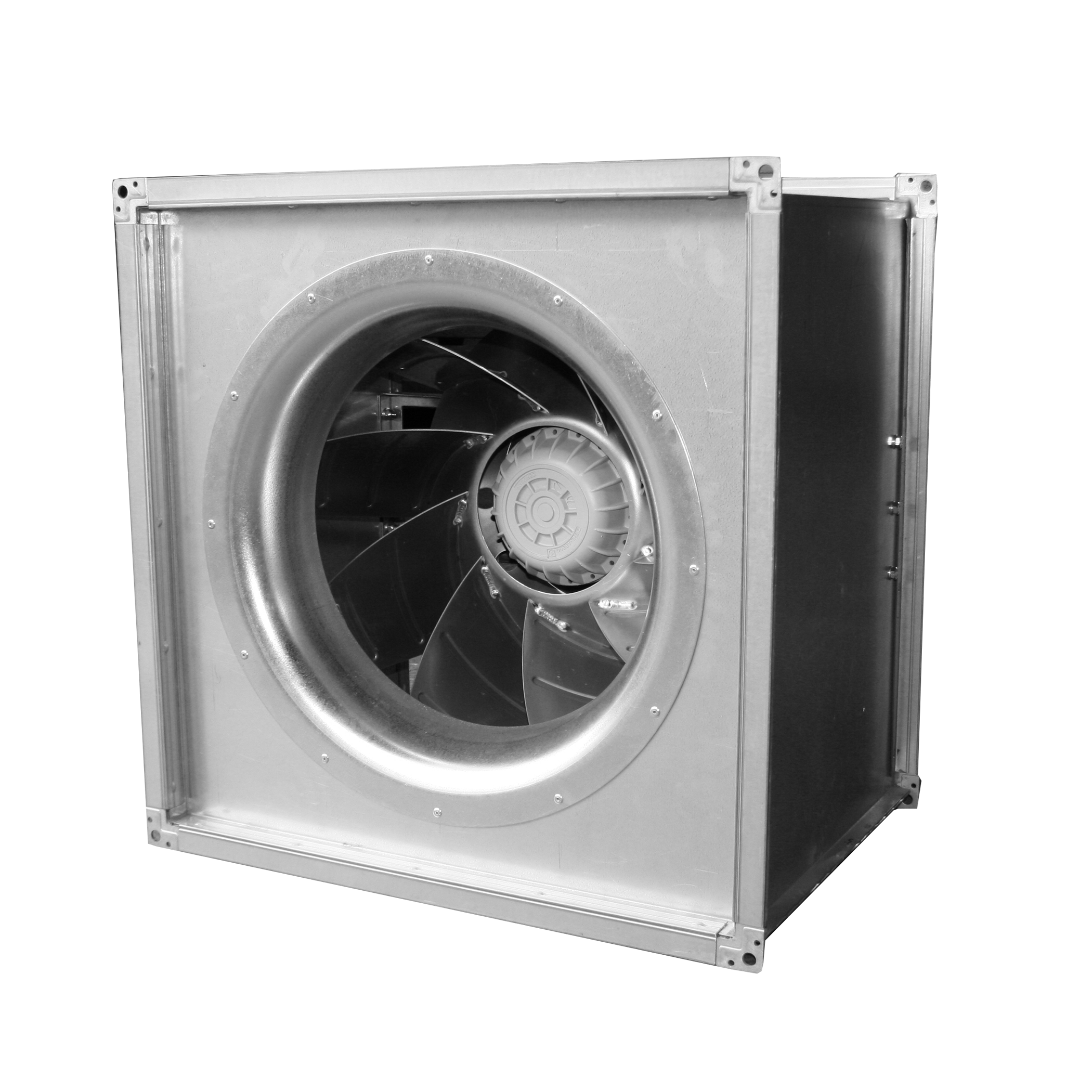 Mixed Flow Fans, Industrial Fans: Design, Manufacture & Supply | Moduflow Fan Systems