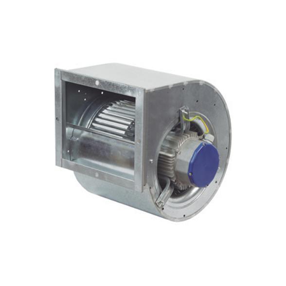 Centrifugal Fan, CBD / Inch Blowers, double inlet centrifugal fan - Moduflow Fan Systems
