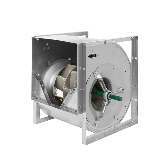 Centrifugal Fan, Belt Drive Centrifugal Fan - Double Inlet | Moduflow Fan Systems