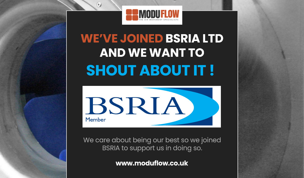BSRIA Ltd Membership - We've Joined BSRIA! - News & Blogs   Moduflow